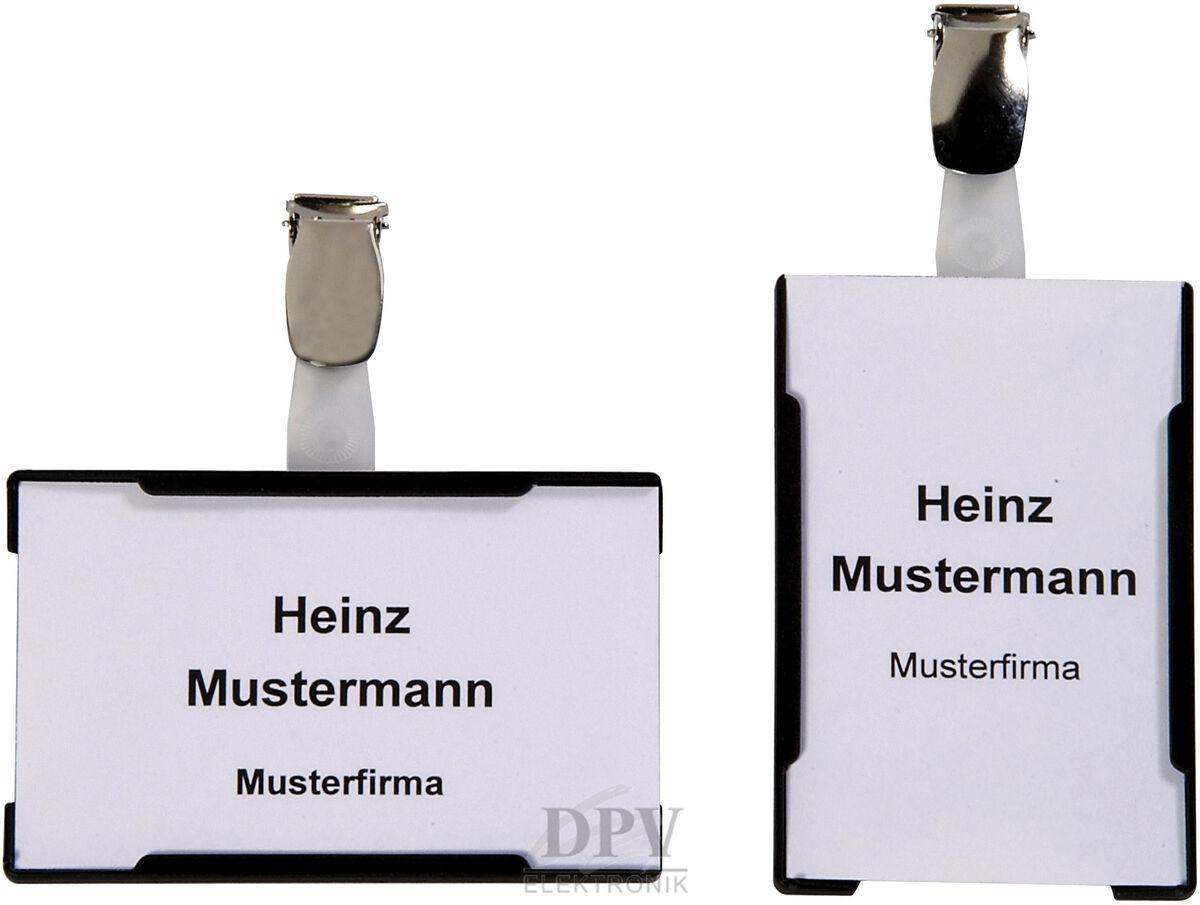DPV Elektronik-Service GmbH - ID card holder credit card size