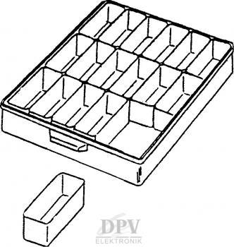 dpv elektronik service gmbh lose eins tze f r schubladen gr sse 2 1. Black Bedroom Furniture Sets. Home Design Ideas