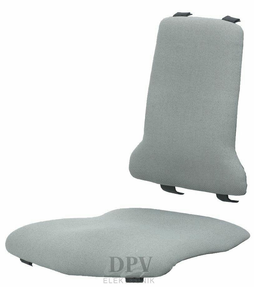 Esd Fabric Upholstery Sintec With Lumbar Pad Dpv Elektronik Service Gmbh